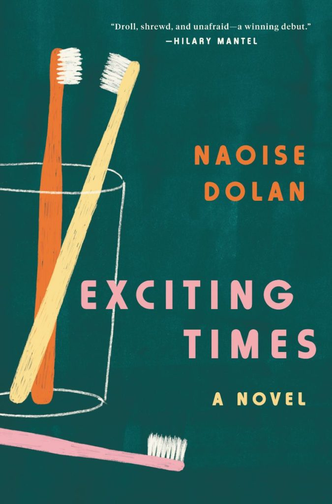 exciting times naoise dolan