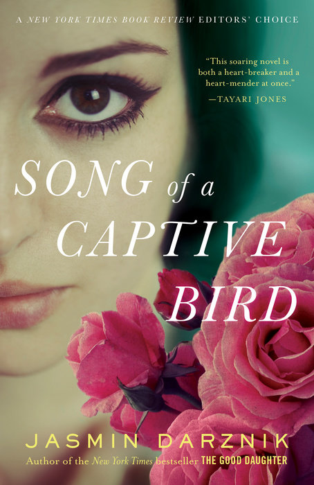 Song of a Captive Bird by Jasmin Darznik (Ballantine Books)
