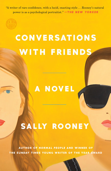 conversations with friends sally rooney