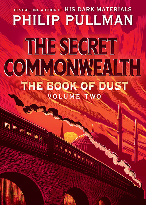 the secret commonwealth pullman