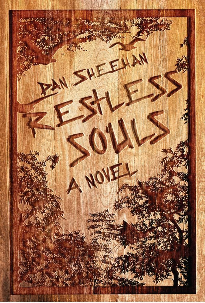 Restless Souls by Dan Sheehan (Ig Publishing)