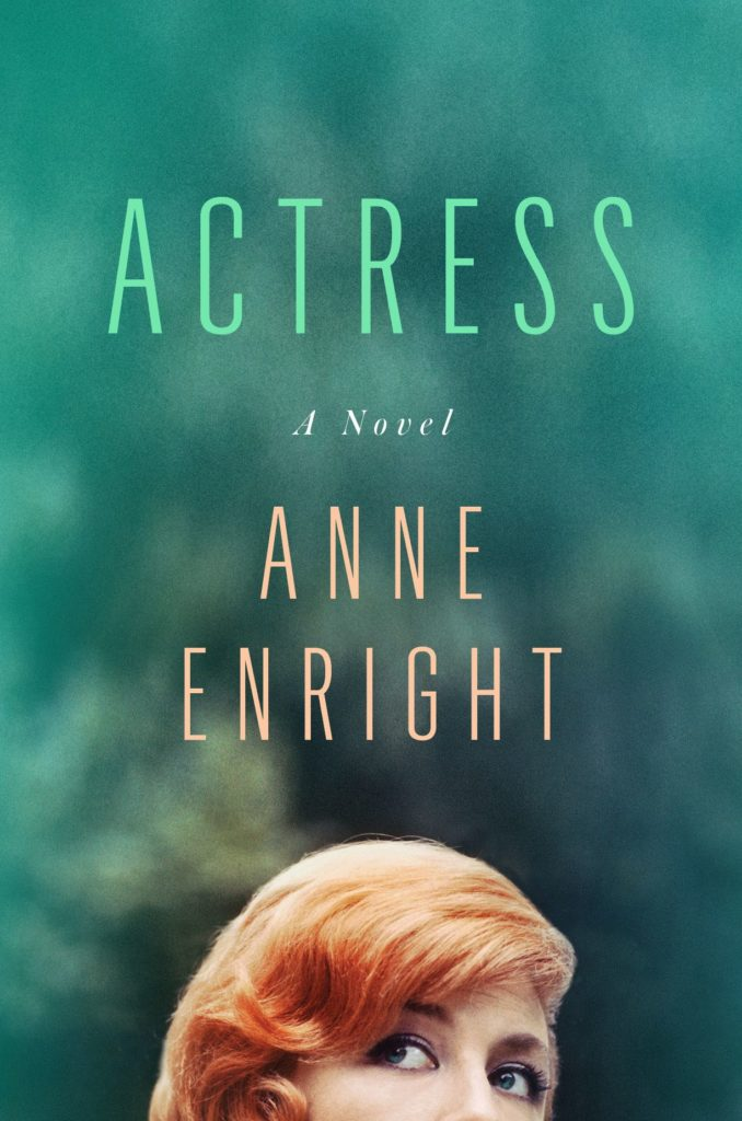 Actress by Anne Enright - Book Cover