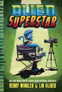 Alien Superstar Henry Winkler