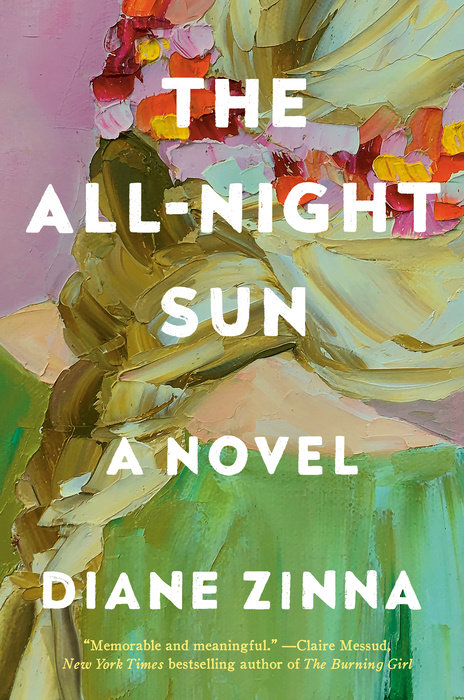 All-Night Sun by Diane Zinna
