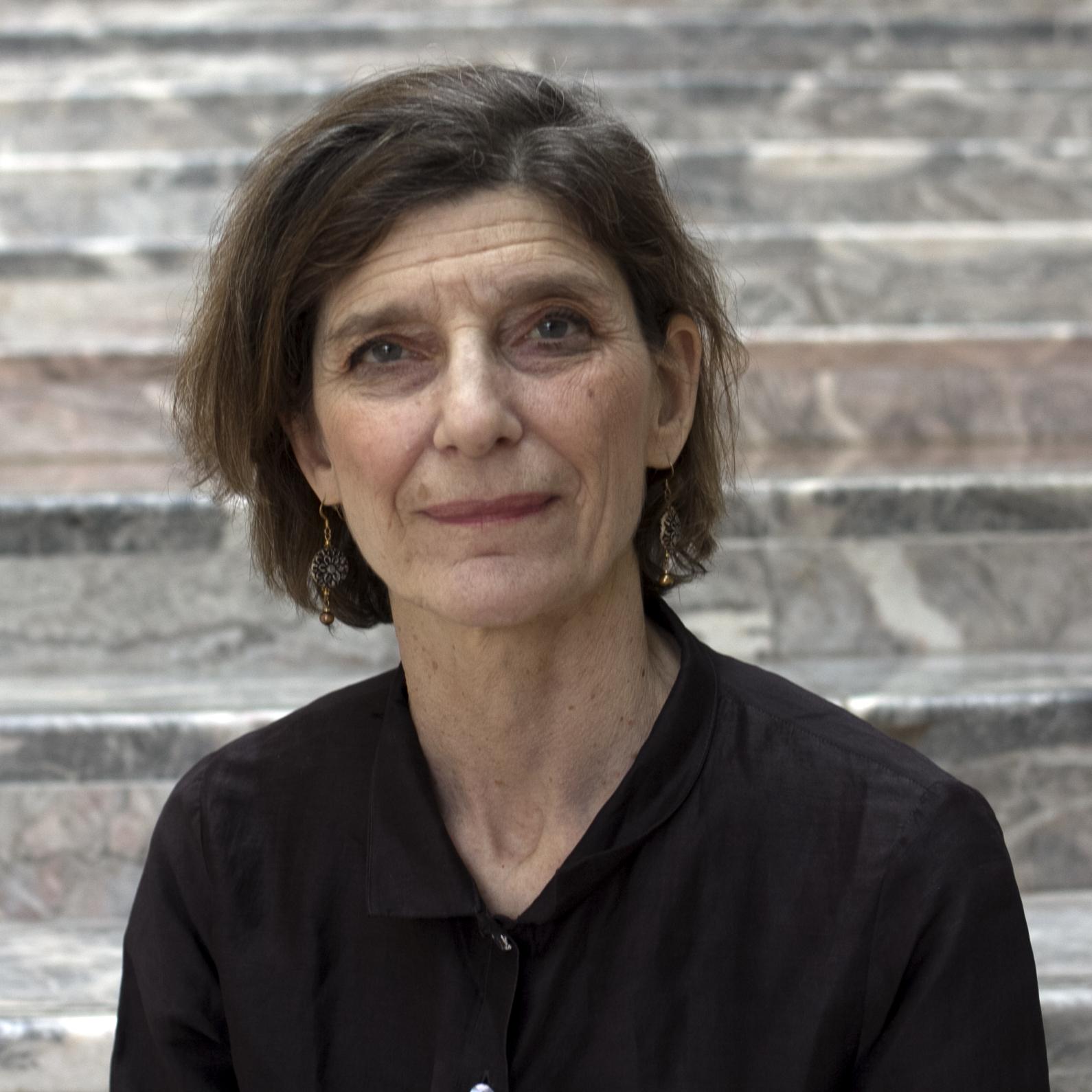 Author Photo - Ann Goldstein (c) E. Tammy Kim - Carla Cain-Walther