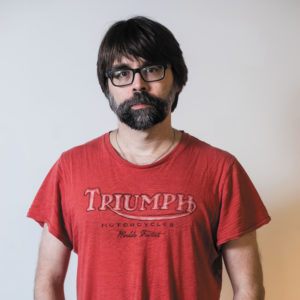 Author Photo - Joe Hill by Lawrie Photography - Carla Cain-Walther