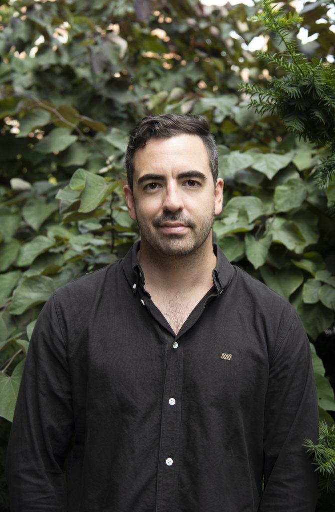 Author Photo Samuel Rutter