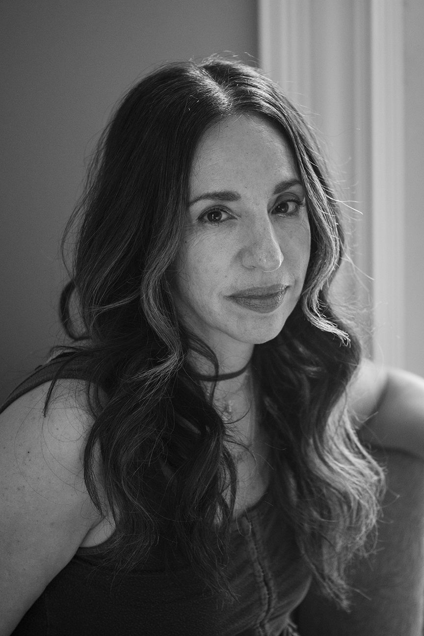 Author Photo - Susan Steinberg by Noah Doely - Carla Cain-Walther