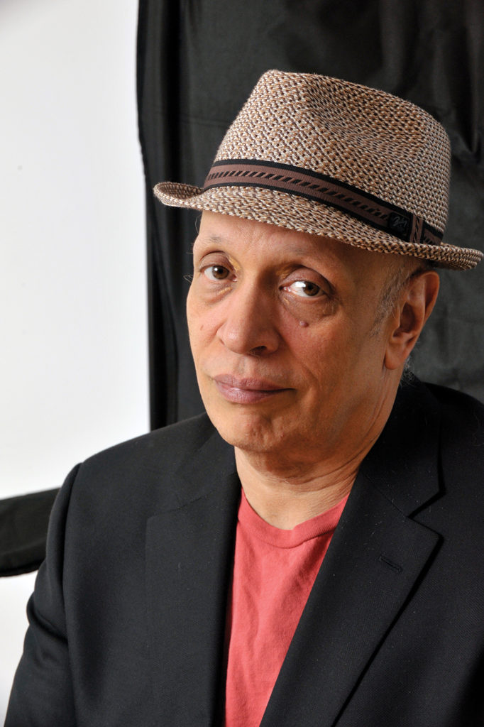 Author Photo - Walter Mosley credit Marcia Wilson