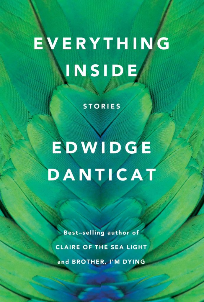 Book Cover - Everything Inside by Edwidge Danticat - Carla Cain-Walther