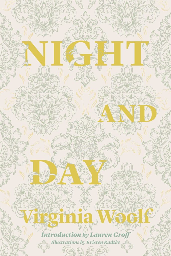 Book Cover - Night and Day 2019