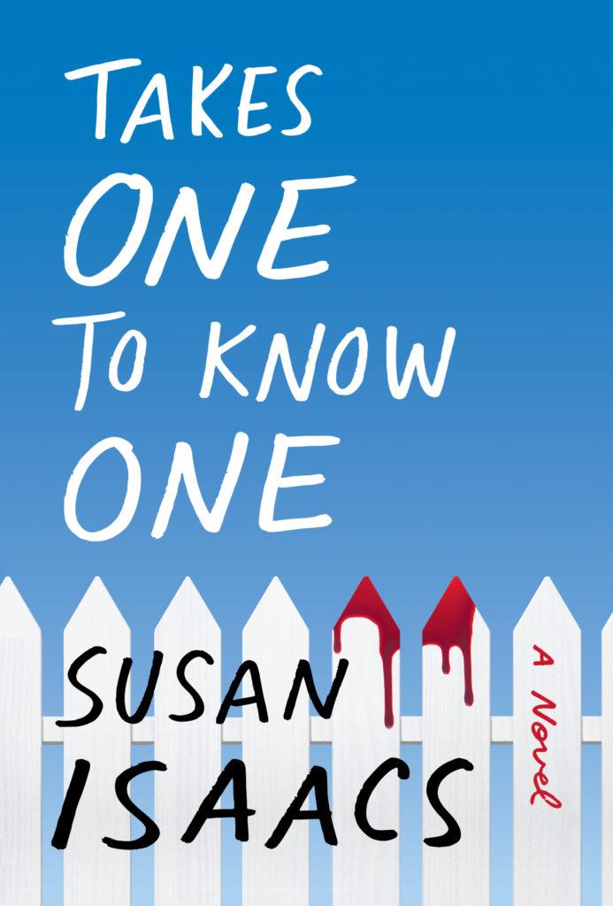 Book Cover - Susan Isaacs - Carla Cain-Walther