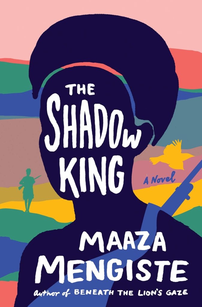 Book Cover - The Shadow King by Maaza Mengiste