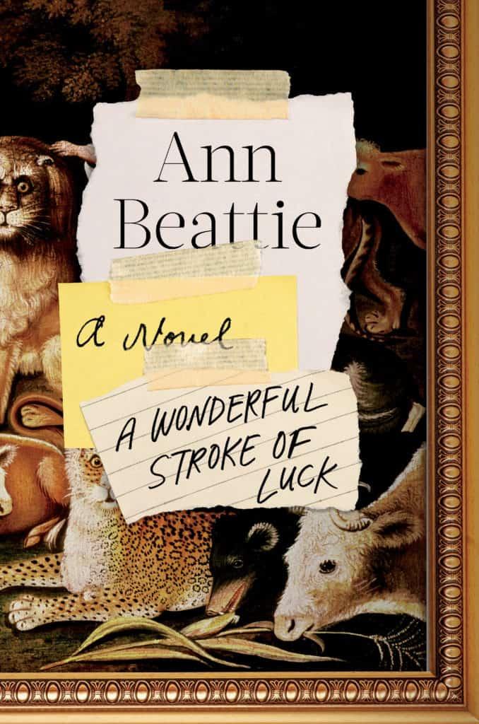 Book cover-Ann Beattie