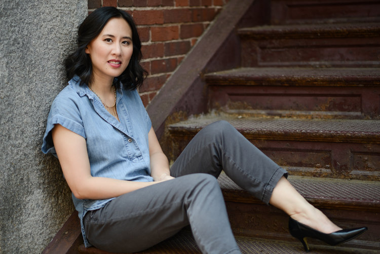 Celeste Ng - photo credit Kevin Day Photography
