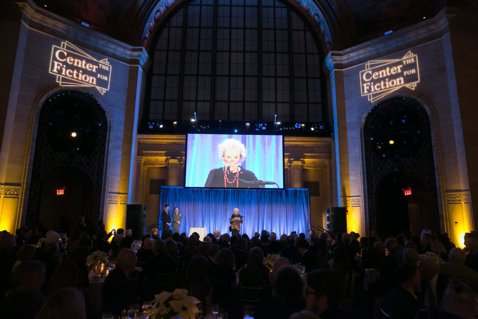 Center for Fiction First Novel Prize, On Screen Award, and Maxwell E. Perkins Award