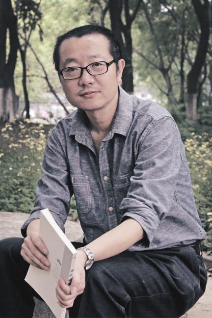 Cixin Liu author photo - William L