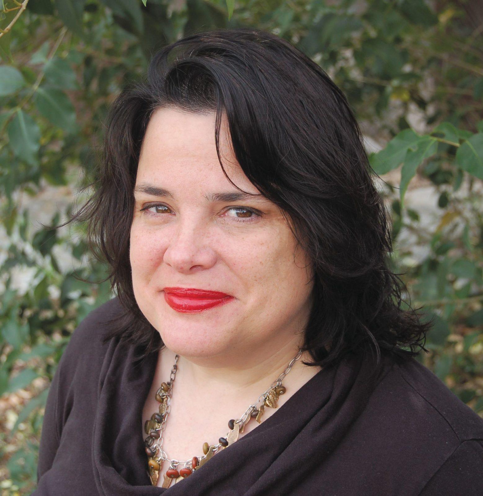 Elizabeth McCracken author photo CREDIT Edward Carey -