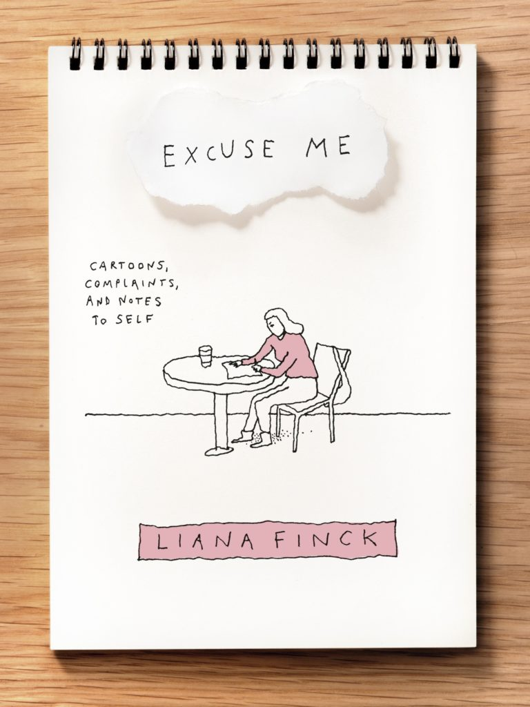 Excuse Me by Liana Finck - Carla Cain-Walther