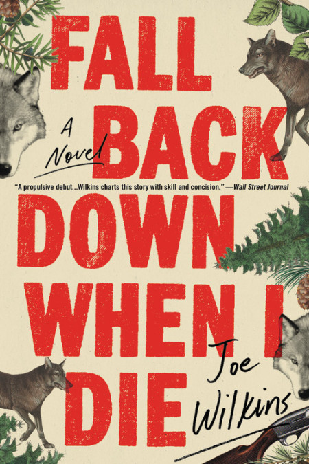 Fall Back Down by Wilkins - Carla Cain-Walther