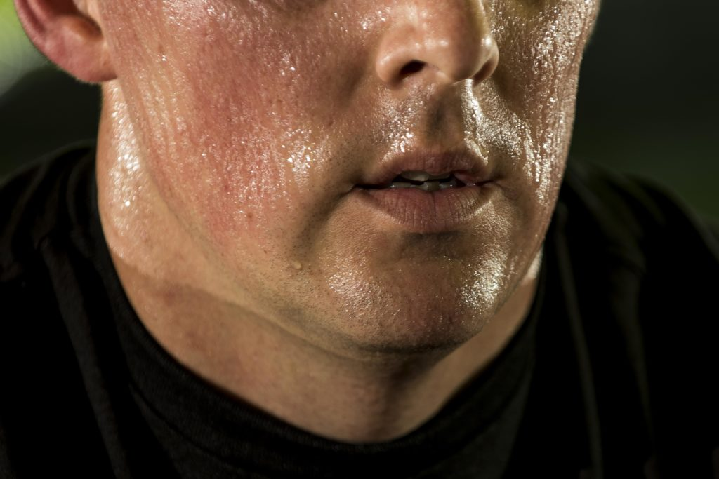 Breaking a sweat to keep the Army whole