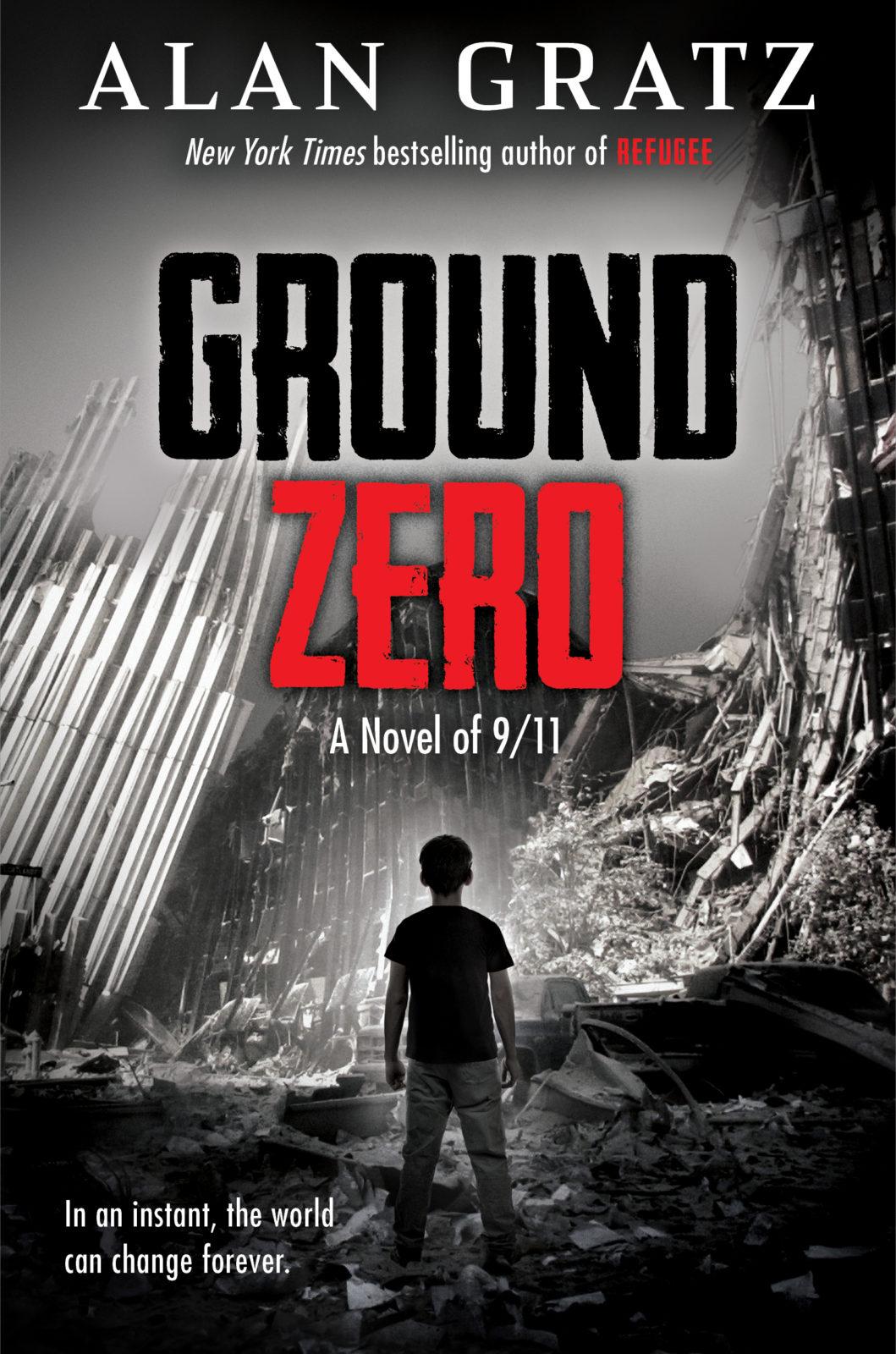 GroundZero_cvr - Zach Cihlar