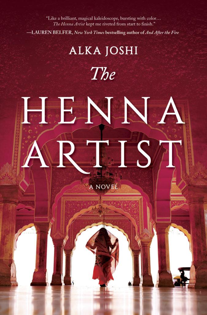 Henna Artist by Alka Joshi