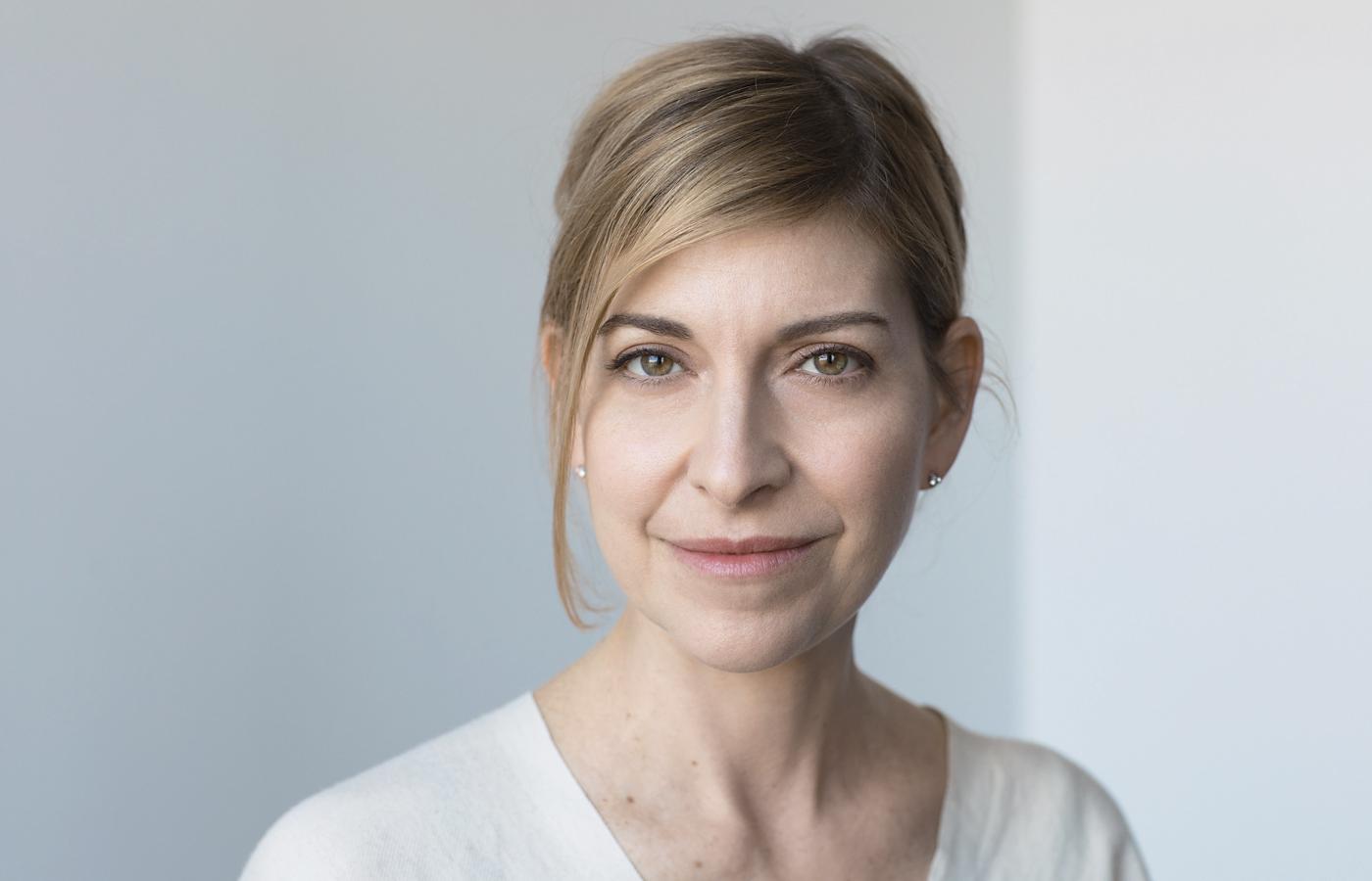 Julie Orringer by Brigitte Lacombe