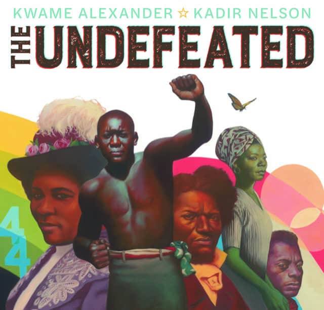 Kwame Alexander_UNDEFEATED