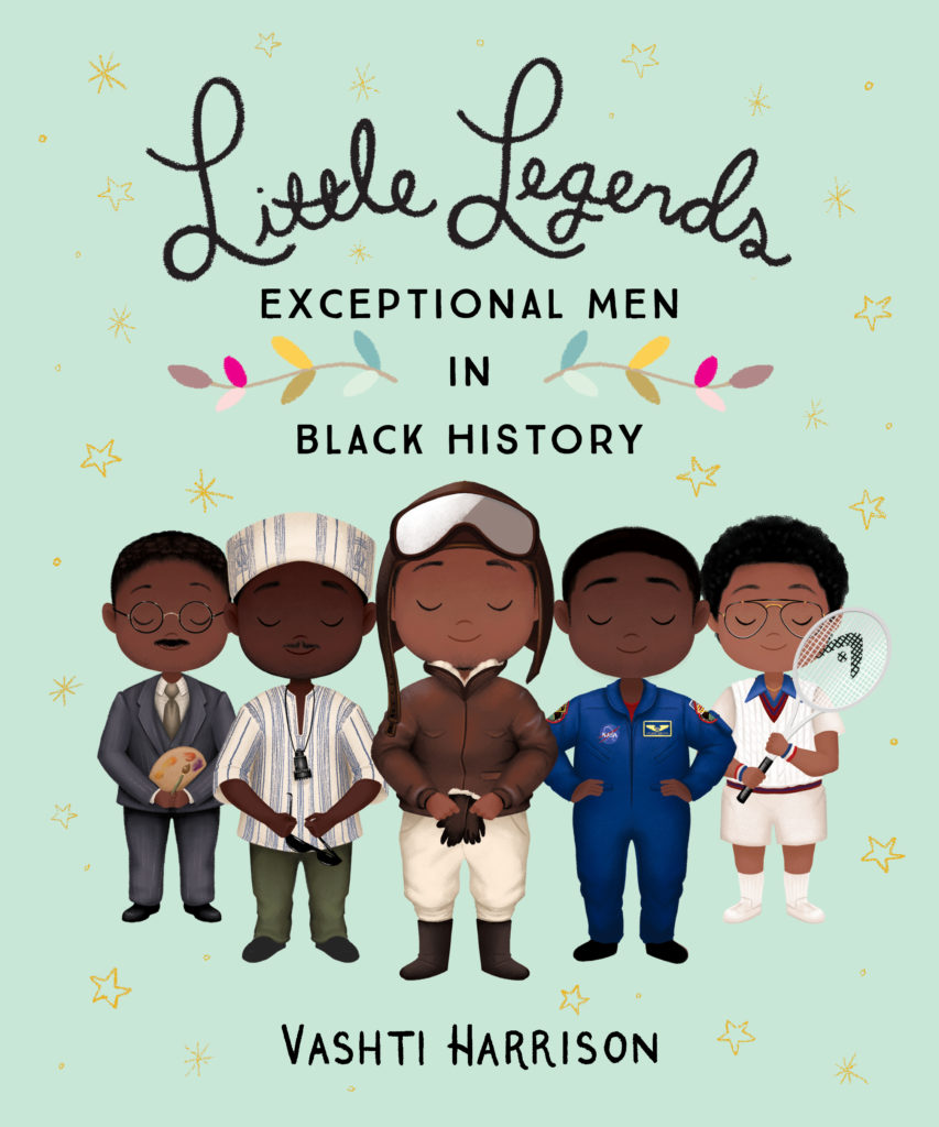 Little Legends Book Cover by Vashti Harrison