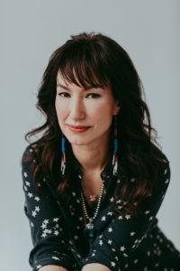 Marie Mockett author portraits