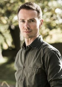 Photo of Gavin McCrea