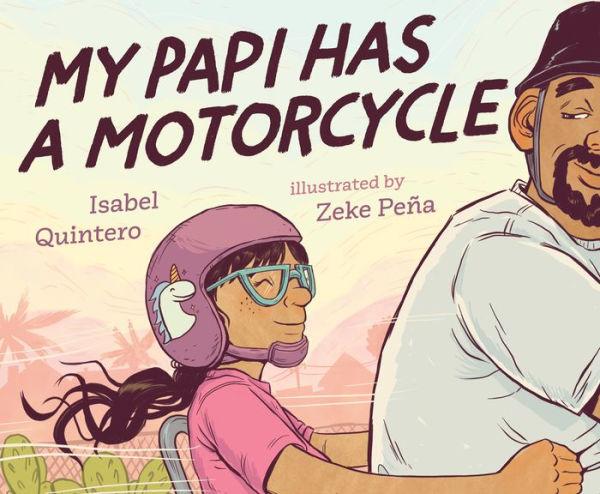 Nov 9 - Papi Motorcyle