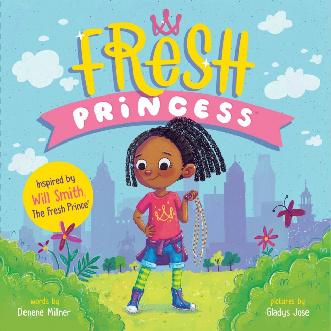Oct 12 - Fresh Princess
