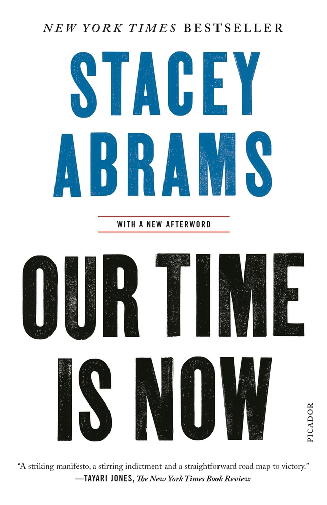 Our Time Is Now pb cover