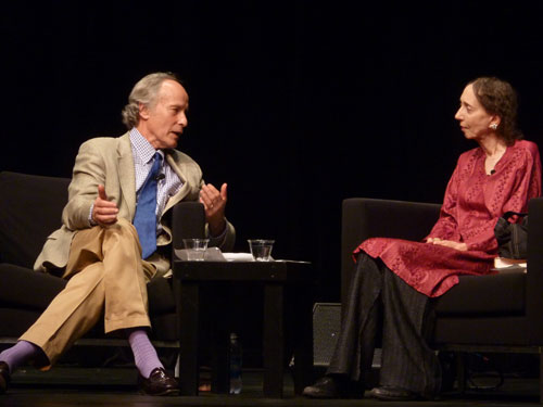 RichardFordJoyceCarolOates