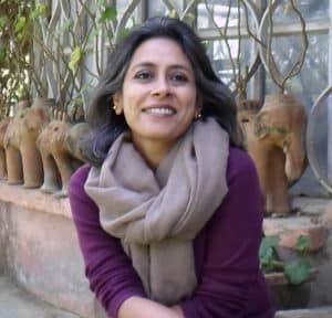 Photo of Anuradha Roy