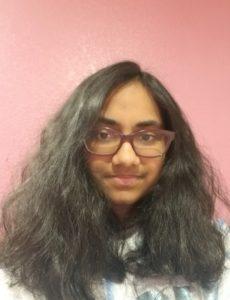 Photo of Saanvi Agwarwal<br>12th Grade, California