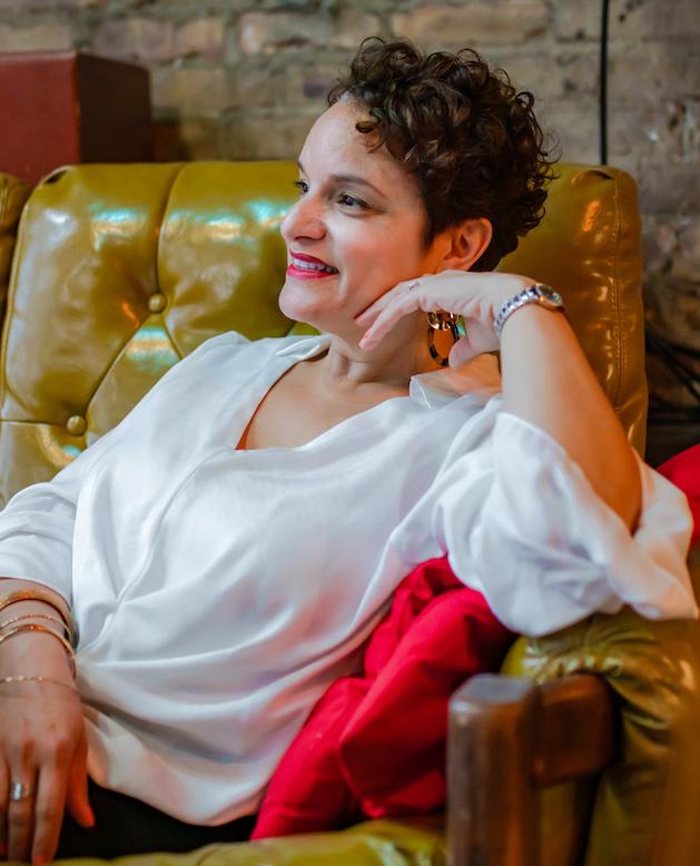 Sahar Mustafah (Credit Tamara Hijazi)