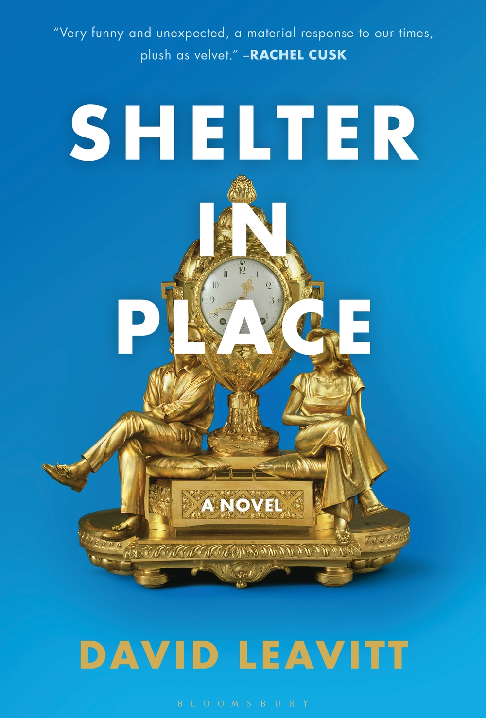 Shelter in Place, Cover