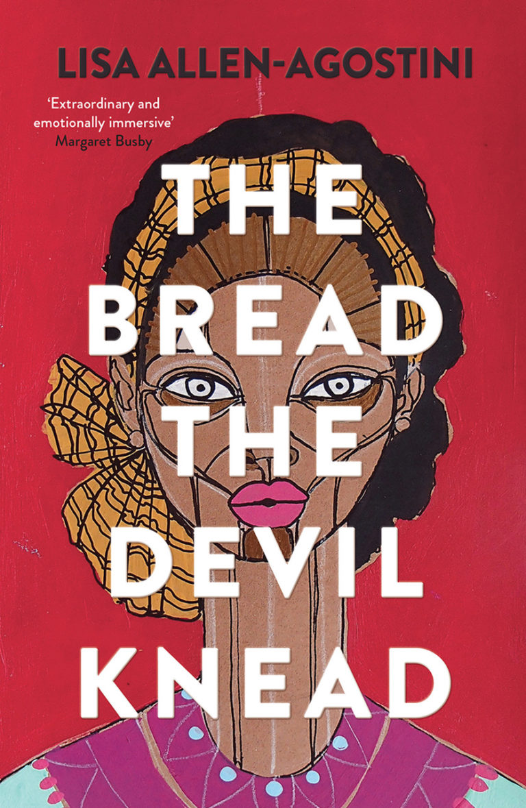 THE BREAD THE DEVIL KNEAD_cover - Zach Cihlar