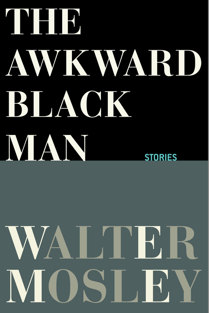 The Awkward Black Man - Book Cover