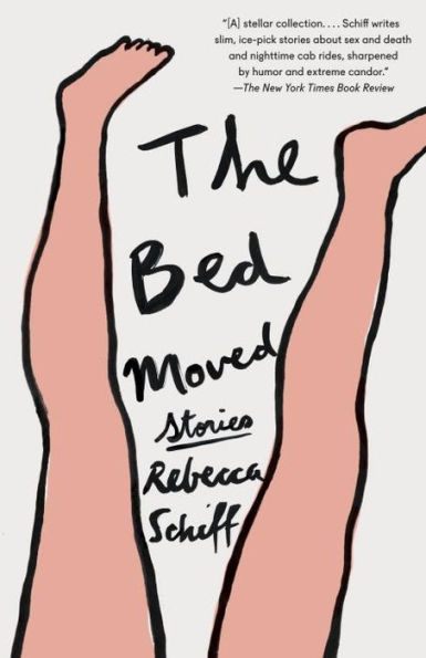 The Bed Moved Rebecca Schiff