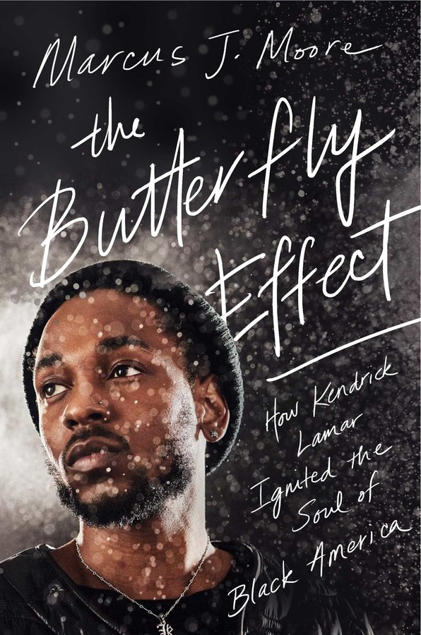 The Butterfly Effect by Moore - Book Cover