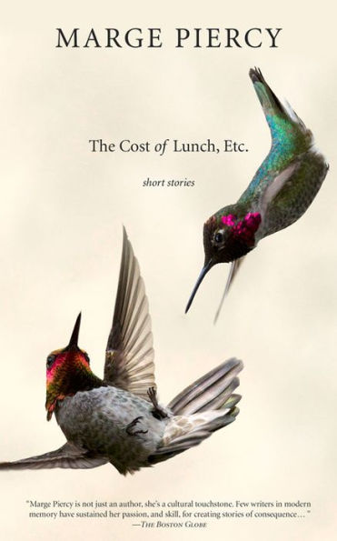 The Cost of Lunch, Etc. Piercy