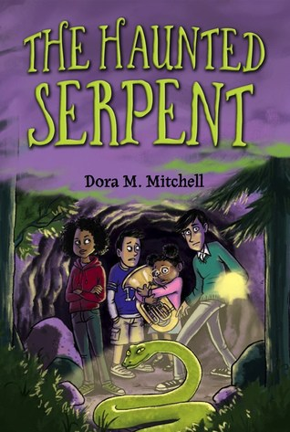 The Haunted Serpent by Dora Mitchell