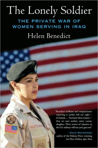 The Lonely Soldier Helen Benedict