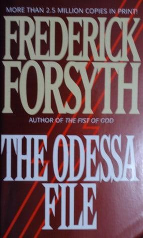 The Odessa File, by Frederick Forsythe