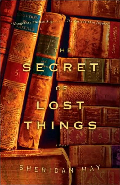 The Secret of Lost things Hay