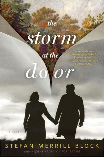The Storm at the Door Block